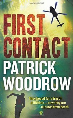 First Contact By Patrick Woodrow