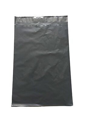 50 Mixed Mailing Bags Grey Parcel Packaging 12 X 16 And 10 14 25 Each