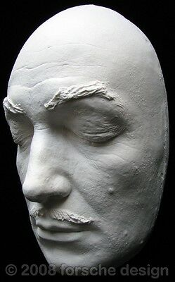 Vincent Price 1950's Life Mask: Dead Heat, Dr. Phibes, House of Wax