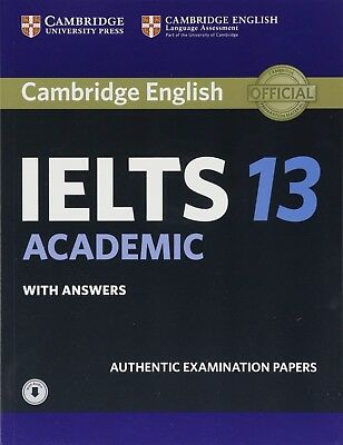 Cambridge IELTS 13 Academic Student's Book with Answers with CD Audio