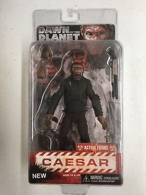 Dawn Of The Planet Of The Apes Caesar Action Neca Movie Series 2 Ceasar
