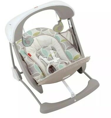 Are not Fisher price swinging bassinet