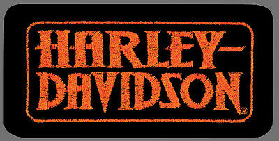 Harley Davidson Genuine Seal Vest Harley Patch