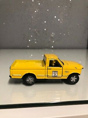 Maisto Ford F Series Super Duty 4x4 Pick Up Truck 1/46 Scale Diecast 2001 Tonka