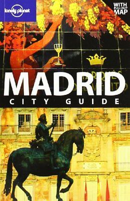 Lonely Planet Madrid (City Travel Guide) By Anthony Ham