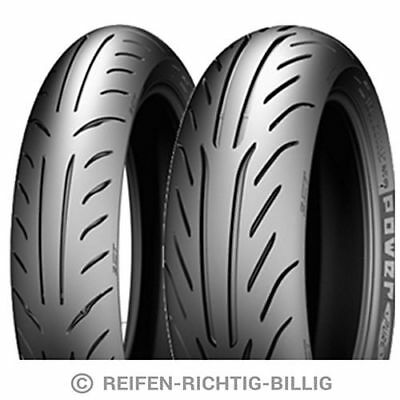 MICHELIN Rollerreifen 120/70-12 51P Power Pure SC Front/Rear