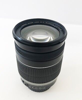 NEW Lens- Canon EF-S 18-200mm f/3.5-5.6 IS Lens +RC6 Wireless Remote
