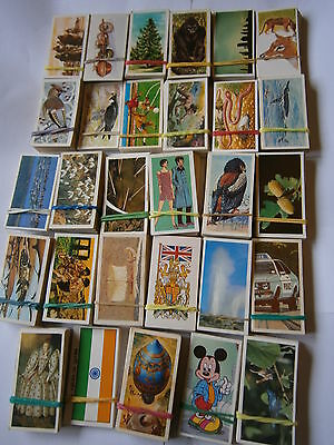 Brooke Bond Tea Cards Full Sets Free Post Buy 2 Get 1 Free Please Read Notes