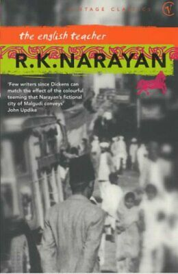 The English Teacher By R. K. Narayan. 9780099282280