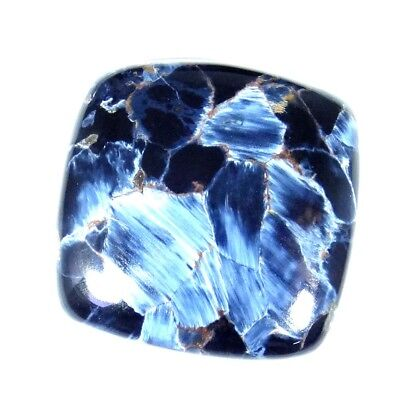 17.90Cts 100% Natural Designer Super Pietersite Cushion Cabochon Loose Gemstone