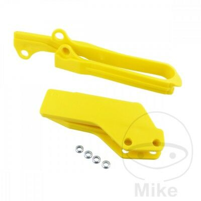 Polisport Chain Guide Set Yellow 90614