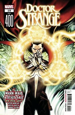 Doctor Strange #10 (Lgy #400) - Marvel - Bagged & Boarded. Free Uk P+P!