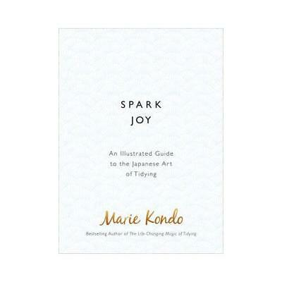 Spark Joy by Marie Kondo (author)
