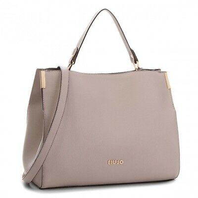 BORSA DONNA LIU JO AI 1819 M TOP HANDLE ISOLA col. Blue