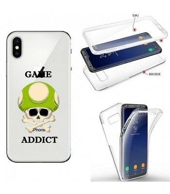 coque iphone x geek