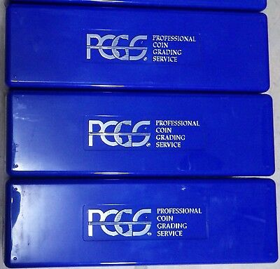 PCGS PR69DCAM GRADED COINS-STORAGE AUCTION TYPE FIND CLEAN SLABS #5 LOT OF 12