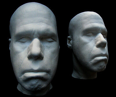 Ron Perlman Life Mask Hell Boy, Beauty and the Beast, Conan the Barbarian