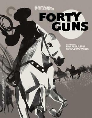 Forty Guns (DVD,1957)