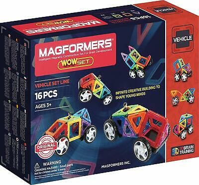 MAGFORMERS 707004 Magformers Wow set