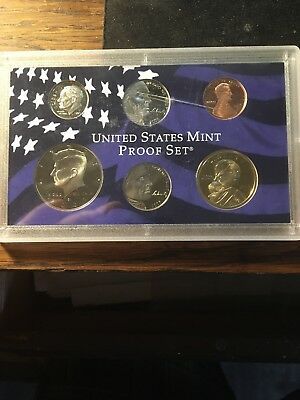 2005 Us Mint S Proof Uncirculated Set