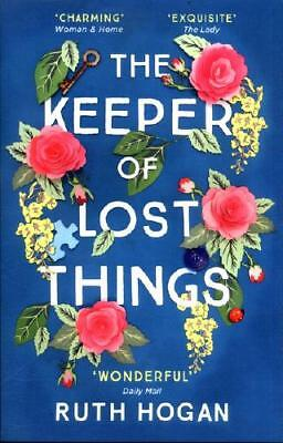 The Keeper of Lost Things by Ruth Hogan (author)