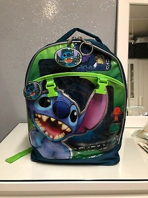 fef6831d530 DISNEY LILO AND Stitch Backpack School Book Bag Hot Topic -  45.50 ...