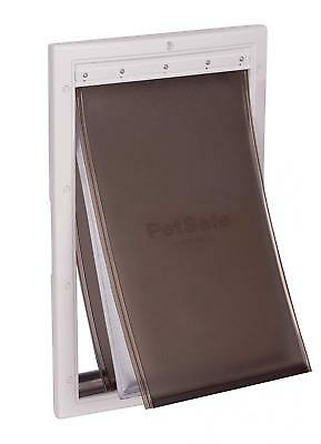 PetSafe Extreme Weather Pet Door Medium, Easy Install, Insulating, Proof,...