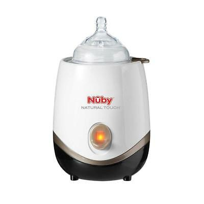 Nuby Natural Touch Electric Bottle and Food Warmer, White