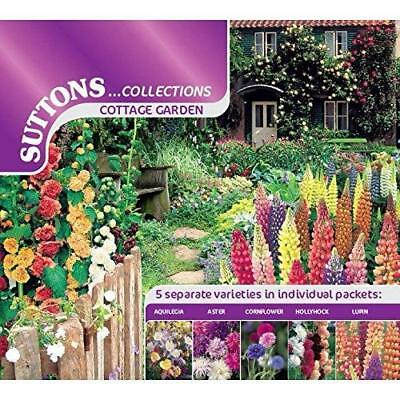 Suttons - Cottage Garden Seed Collection