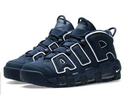 best service 73907 6285c Nike Air More Uptempo  96 trainers Size 8.5 UK 43 UK Blue White 921948 400