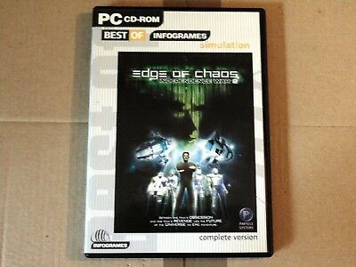 PC INDEPENDENCE WAR 2 - EDGE OF CHAOS Infogrames 2001 11+ (Win 95 or Higher - CD