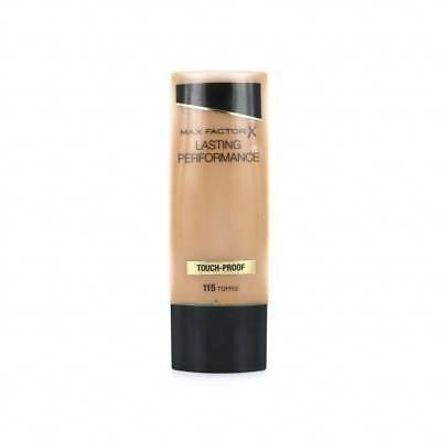 MAX FACTOR LASTING PERFORMANCE TOUCH-PROOF FOUNDATION - TOFFEE (115) 35ml