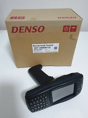 Denso BHT-200 Series BHT-282BW-CE Hand Held Mobile Computer