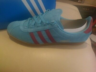 the best attitude d7be0 c5779 Adidas Originals Trimm Star Claret Blue Bd7588 - Brand New In Box