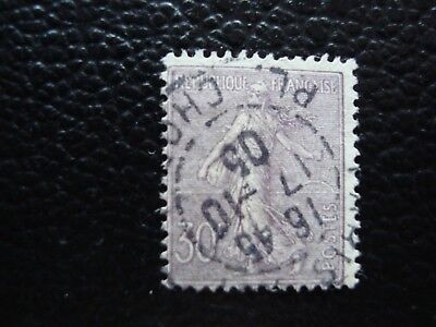 FRANCE - stamp yvert and tellier No. 133 obl (L1) stamp french