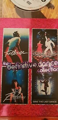 The Definitive Dance Collection DVD (2004) John Travolta