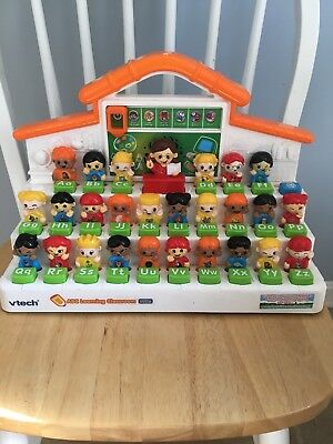 VTech Talking ABC LEARNING CLASSROOM WEB INTERNET CONNECTION MUSIC & EDUCATIONAL