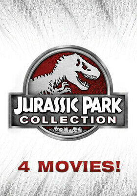 Jurassic Park Collection (DVD,2015)