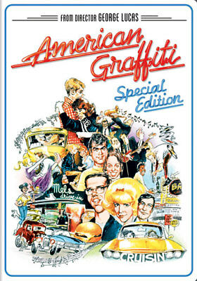American Graffiti (DVD,1973)