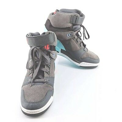 89518939a7359 Nike Air Women s Revolution Sky Hi Sneakers Shoes Size 10 599410-004 Gray  Blue