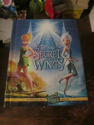Secret of the Wings Blu-ray DVD 2012 2-Disc Set Digibook Target Exclusive Fairy