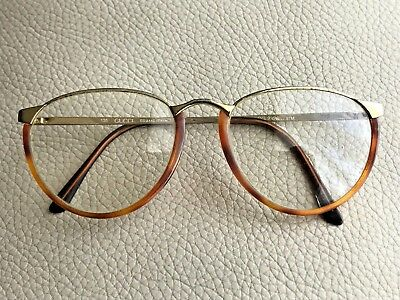 e5288f8629 VINTAGE GUCCI EYEGLASSES frames Mod GG 3542 Size 54-15 135 made in ...