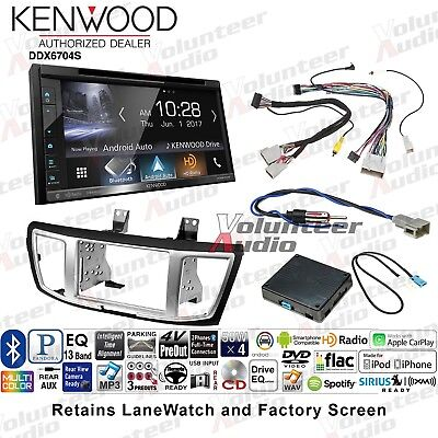 KENWOOD DVD/IPHONE/ANDROID/BLUETOOTH/USB PLAYER Receiver For 03-07