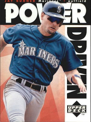 1996 Upper Deck Power Driven Baseball Inserts (Pick Your Players)