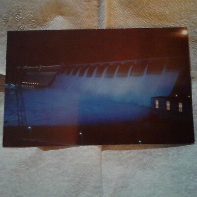 Vintage Postcard Grand Coulee Dam