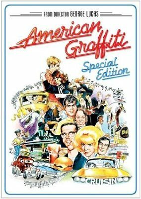 American Graffiti [DVD] Special Edition New, Free shipping