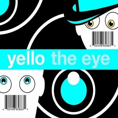 Yello - The Eye  Cd New+