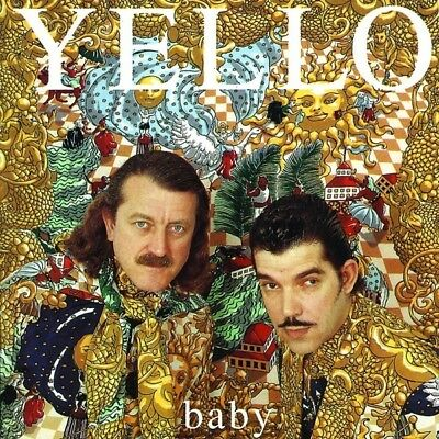 Yello - Baby  Cd New+