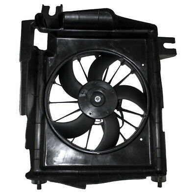 TYC 600820 Engine Cooling Fan Assembly