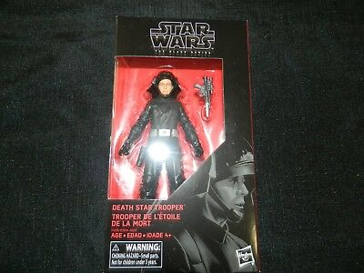 Hasbro 6 inch Black Series Star Wars #60 DEATH STAR TROOPER